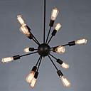 povoljno Lusteri-Ecolight™ Privjesak Svjetla Ambient Light Slikano završi Metal dizajneri 110-120V / 220-240V Bulb not included / E26 / E27