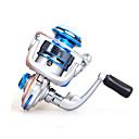 ราคาถูก รอกตกปลา-Spinning Reels 5.5:1 อัตราทดเกียร์+8.0 บอลแบริ่ง ปฐมนิเทศมือ ที่สามารถแลกเปลี่ยนได้ ตกปลาทะเล / Spinning / ปลาน้ำจืด - FF150 / การตกปลาทั่วไป