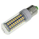 זול נורות לד תירס-1pc 7 W נורות תירס לד 600 lm E14 E26 / E27 T 72 LED חרוזים SMD 5730 דקורטיבי לבן חם לבן קר 220-240 V / חלק 1 / RoHs