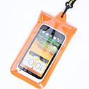 זול קופסא יבשה & תיקים יבשים-טלפון נייד תיק עמיד למים יבשים תיק ל iPhone X iPhone XS עמיד למים PVC