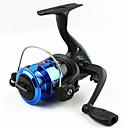 ราคาถูก วิทยุสื่อสาร-Spinning Reels 5.1:1 อัตราทดเกียร์+3 บอลแบริ่ง ปฐมนิเทศมือ ที่สามารถแลกเปลี่ยนได้ ตกปลาทะเล / Spinning / ปลาน้ำจืด - 200 / การตกปลาทั่วไป
