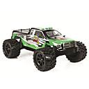 Χαμηλού Κόστους Κάμερα Οπισθοπορείας Αυτοκινήτου-Αυτοκίνητο RC WLtoys L212 2,4 G Αμάξι Άμμου (Εκτός Δρόμου) / Φορτηγό / Off Road Αυτοκίνητο 1:12 Εναλλακτήρεςς χωρίς ψήκτρες ηλεκτρικού 60 km/h Τηλεχειριστήριο / Επαναφορτιζόμενο / Ηλεκτρικό