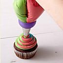 billige Bakeredskap-1pc Rustfritt Stål Kake Til Småkake Pai Dekorasjonsverktøy Bakeware verktøy