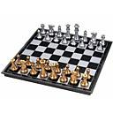 billiga Schackspel-Brädspel Schackspel Plast 1 pcs Barn Vuxna Pojkar Flickor Leksaker Present