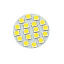 povoljno LED Bi-pin svjetla-SENCART 1pc 5 W LED reflektori 450-480 lm G4 MR11 18 LED zrnca SMD 5730 Zatamnjen Toplo bijelo Hladno bijelo Prirodno bijelo 12 V / 1 kom. / RoHs