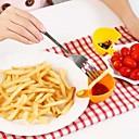 Χαμηλού Κόστους Σκεύη Φαγητού-σάλτσα σαλάτας κέτσαπ μαρμελάδα βουτιά κλιπ μπολ κύπελλο πιατάκι σκεύη κουζίνας (τυχαία χρώμα)
