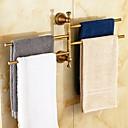 Χαμηλού Κόστους Ράβδοι για πετσέτες-Κρεμάστρα Πεπαλαιωμένο Ορείχαλκος 1 τμχ - Ξενοδοχείο μπάνιο 4-μπαρ με πετσέτες