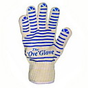 Χαμηλού Κόστους Σκεύη και γκάτζετ κουζίνας-1pc μαγειρική ψησίματος μπάρμπεκιου γάντια φούρνου μπάρμπεκιου μπάρμπεκιου γάντια πιάτων γάντια