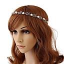 povoljno Party pokrivala za glavu-Imitacija bisera / Legura Trake za kosu s 1 Vjenčanje / Special Occasion Glava