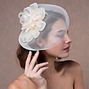 povoljno Party pokrivala za glavu-Til / Čipka / Perje Fascinators / Šeširi s Cvjetni print 1pc Vjenčanje / Special Occasion Glava