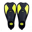 ราคาถูก อุปกรณ์ดำน้ำ-ดำน้ำตีนกบ ตีนกบ ยืดหยุ่นได้ Short Blade ทนทาน การว่ายน้ำ การดำน้ำ Snorkeling ซิลิโคน - สำหรับ ผู้ใหญ่ สีเหลือง ฟ้า สีชมพู