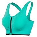 זול חזיות ספורט-בגדי ריקוד נשים חזיית ספורט למעלה חזיות ספורט ריצה כושר גופני ייבוש מהיר תומך זיעה שחור לבן סגול ירוק אדום כחול
