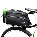 baratos Alforjes para Bicicleta-ROSWHEEL 10 L Malas para Bagageiro de Bicicleta Prova-de-Água Vestível Resistente ao Choque Bolsa de Bicicleta Tecido Poliéster PVC Bolsa de Bicicleta Bolsa de Ciclismo Ciclismo / Moto