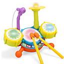 ราคาถูก เครื่องดนตรีของเล่น-ของเล่นเพลง พลาสติค สายรุ้ง ของเล่นจิ๊กซอว์ ของเล่นเพลง