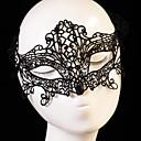 Χαμηλού Κόστους Αντρικά Αξεσουάρ-Δαντέλα Καλύμματα Κεφαλής / Μάσκες με Φλοράλ 1pc Γάμου / Ειδική Περίσταση Headpiece