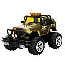Χαμηλού Κόστους Building Blocks-358A 4WD Buggy 1:20 Εναλλακτήρεςς χωρίς ψήκτρες ηλεκτρικού Αυτοκίνητο RC Έτοιμο για Χρήση Απομακρυσμένου ελέγχου αυτοκινήτων