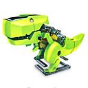 Χαμηλού Κόστους Ρομπότ-4 in 1 Ρομπότ Παιχνίδια ηλιακής τροφοδότησης Δεινόσαυρος Ηλιακή Τροφοδότηση Φτιάξτο Μόνος Σου Εκπαίδευση ABS Παιδικά Αγορίστικα Κοριτσίστικα Παιχνίδια Δώρο