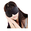 Χαμηλού Κόστους Δολώματα & Τεχνητά Δολώματα-Μάσκα ύπνου ταξιδιού 3D Ικανότητα να αναπνέει Χωρίς Ραφές Ξεκούραση για ταξίδια 1set Ταξίδι Ύφασμα Βαμβάκι