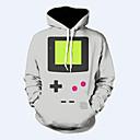 billiga Anime-huvtröjor och sweatshirts-Inspirerad av Cosplay Cosplay Animé Cosplay-kostymer Japanska cosplay Pull Tryck Långärmad Topp Till Herr / Dam