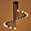 povoljno Viseća rasvjeta-Klastera Lusteri Ambient Light Slikano završi Metal dizajneri 220-240V Bulb Included / E26 / E27