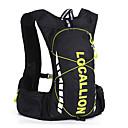 billiga Ryggsäckar och väskor-ryggsäck Running Pack för Löpning Fiske Cykling / Cykel Sportväska Vattentät Terylen Löparbälte / iPhone 8/7/6S/6