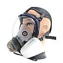 billiga Säkerhet-gasmask mask stor sfärisk kiselgel spruta kemiska anti brand formaldehyd gasmask