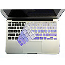 billige Veggklokker-SoliconeKeyboard Cover For11.6 '' / 13.3 '' / 15.4 '' Macbook Pro med Retina / MacBook Pro / Macbook Air med Retina / MacBook Air