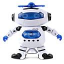 Χαμηλού Κόστους Ρομπότ-Ρομπότ Φωτισμός LED Μουσική Χαριτωμένο Τραγούδι Χορός ABS Αγορίστικα Κοριτσίστικα Παιχνίδια Δώρο 1 pcs