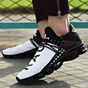 Χαμηλού Κόστους Αντρικά Αθλητικά-Ανδρικά Τούλι Άνοιξη / Καλοκαίρι Ανατομικό Αθλητικά Παπούτσια Περπάτημα Μαύρο / Μαύρο / Άσπρο / Μαύρο / Κόκκινο