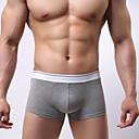 Χαμηλού Κόστους Αντρικά Εσώρουχα & Κάλτσες-Ανδρικά Σλιπάκια Μποξεράκια - Συνδυασμός Χρωμάτων 1 Τεμάχιο Σούπερ Σέξι