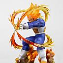 זול דמויות אקשן של אנימה-נתוני פעילות אנימה קיבל השראה מ Dragon Ball Vegeta PVC CM צעצועי דגם בובת צעצוע בגדי ריקוד גברים