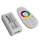 ราคาถูก ไฟติดผนังภายนอก-jiawen 2.4 g rgb ควบคุมหน้าจอสัมผัสนำระบบควบคุมแถบแสง (dc 12-24v)