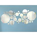 ราคาถูก ปรินต์-3D สติกเกอร์ติดผนัง สติ๊กเกอร์กระจกติดฝาผนัง สติ๊กเกอร์ประดับผนัง, ไวนิล ของตกแต่งบ้าน รูปลอกผนัง กำแพง