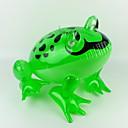 billige Oppblåsbare flåter og bassengsenger-Oppblåsbare Ride-on Frosk Dyr Barn Høy kvalitet