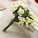 Χαμηλού Κόστους Ψεύτικα Λουλούδια & Βάζα-Ψεύτικα λουλούδια 12 Κλαδί Μοντέρνο Στυλ Φρούτα Λουλούδι για Τραπέζι