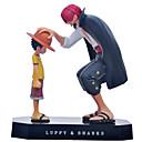 billiga Action- och leksaksfigurer-Anime Actionfigurer Inspirerad av One Piece Monkey D. Luffy pvc CM Modell Leksaker Dockleksak Herr