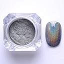 Χαμηλού Κόστους Μοδάτο Κολιέ-1 pcs Glitter & Poudre / Πούδρα Glitters / Κλασσικό Σχεδίαση Νυχιών Καθημερινά