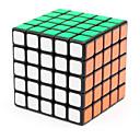 baratos Robôs-Cubo mágico Cubo QI Shengshou 5*5*5 Cubo Macio de Velocidade Cubos mágicos Antiestresse Brinquedo Educativo Cubo Mágico Nível Profissional Velocidade Profissional Aniversário Clássico Crianças Adulto