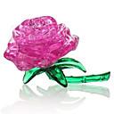 billiga 3D-pussel-Pussel 3D-pussel Kristallpussel Byggblock GDS-leksaker Roser