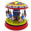 ราคาถูก ของเล่นไขลาน-Trekk-opp-leker บรรเทาความเครียด เรทโทร แปลกใหม่ Horse Carousel เมทัลลิก เหล็ก วินเทจ Retro 1 pcs ผู้ใหญ่ เด็กผู้ชาย เด็กผู้หญิง Toy ของขวัญ