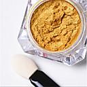billige Negleglitter-2 pcs Glitter & Poudre / Pudder Glitters / Klassisk Nail Art Design Daglig