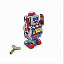 ราคาถูก ของเล่นไขลาน-Trekk-opp-leker ของเล่นการศึกษา แปลกใหม่ นักรบ Robot Metal 1 pcs ผู้ใหญ่ Toy ของขวัญ