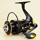 ราคาถูก คันเบ็ดตกปลา-Gelendong Memancing Spinning Reels 5.2/1 อัตราทดเกียร์+13 บอลแบริ่ง ปฐมนิเทศมือ ที่สามารถแลกเปลี่ยนได้ Spinning / เหยื่อตกปลา - AD2000-5000