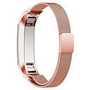 ราคาถูก สร้อยข้อมือ-สายนาฬิกา สำหรับ Fitbit Alta Fitbit สายสแตนเลส Milanese สแตนเลส สายห้อยข้อมือ
