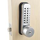 povoljno Zaštita i sigurnost-Tikovina Password Lock Smart Home Security sistem Dom Vila Hotel Apartman Čelik od nehrđajućeg čelika Kompozitna vrata Drvena vrata