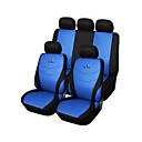 baratos Capas para Assento Automotivo-Capas para Assento Automotivo Capas de assento Cinzento / Vermelho / Azul Têxtil Comum Para