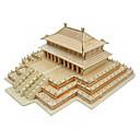 ราคาถูก เคสสำหรับ iPhone-3D-puslespill ปริศนาไม้ แบบไม้ สถาปัตยกรรมแบบจีน ไม้ เด็กผู้ชาย เด็กผู้หญิง Toy ของขวัญ