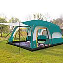 ราคาถูก เต้นท์และเต้นท์ผ้าใบกันแดด-Shamocamel® 8 บุคคล useless แคมป์เต็นท์สำหรับครอบครัว กลางแจ้ง กันน้ำ ระบายอากาศได้ดี ระบายอากาศได้ ดับเบิล Pole useless เต็นท์แคมปิ้ง >3000 mm สำหรับ แคมป์ปิ้ง & การปีนเขา เส้นใยสังเคราะห์ Polyster