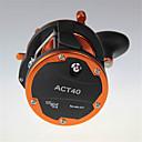 ราคาถูก นาฬิกากีฬา-Spinning Reels 6.2/1 อัตราทดเกียร์+4.0 บอลแบริ่ง ปฐมนิเทศมือ ที่สามารถแลกเปลี่ยนได้ Spinning / เหยื่อตกปลา - ACT-40