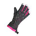 povoljno Skijaška i snowboard odjeća-Biciklističke rukavice Skijaške rukavice Žene Snježni sportovi Cijeli prst Vjetronepropusnost Ugrijati Platno Skijanje
